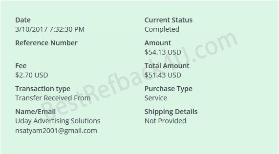 افضل للموقع للربح من تشارك الارباح + افضل استراتيجية للبدء+ كيف ربح صديق لي 4500$ + يعمل منذ 2015 !! 38-mypayingads-payment-proof-10-march-2017
